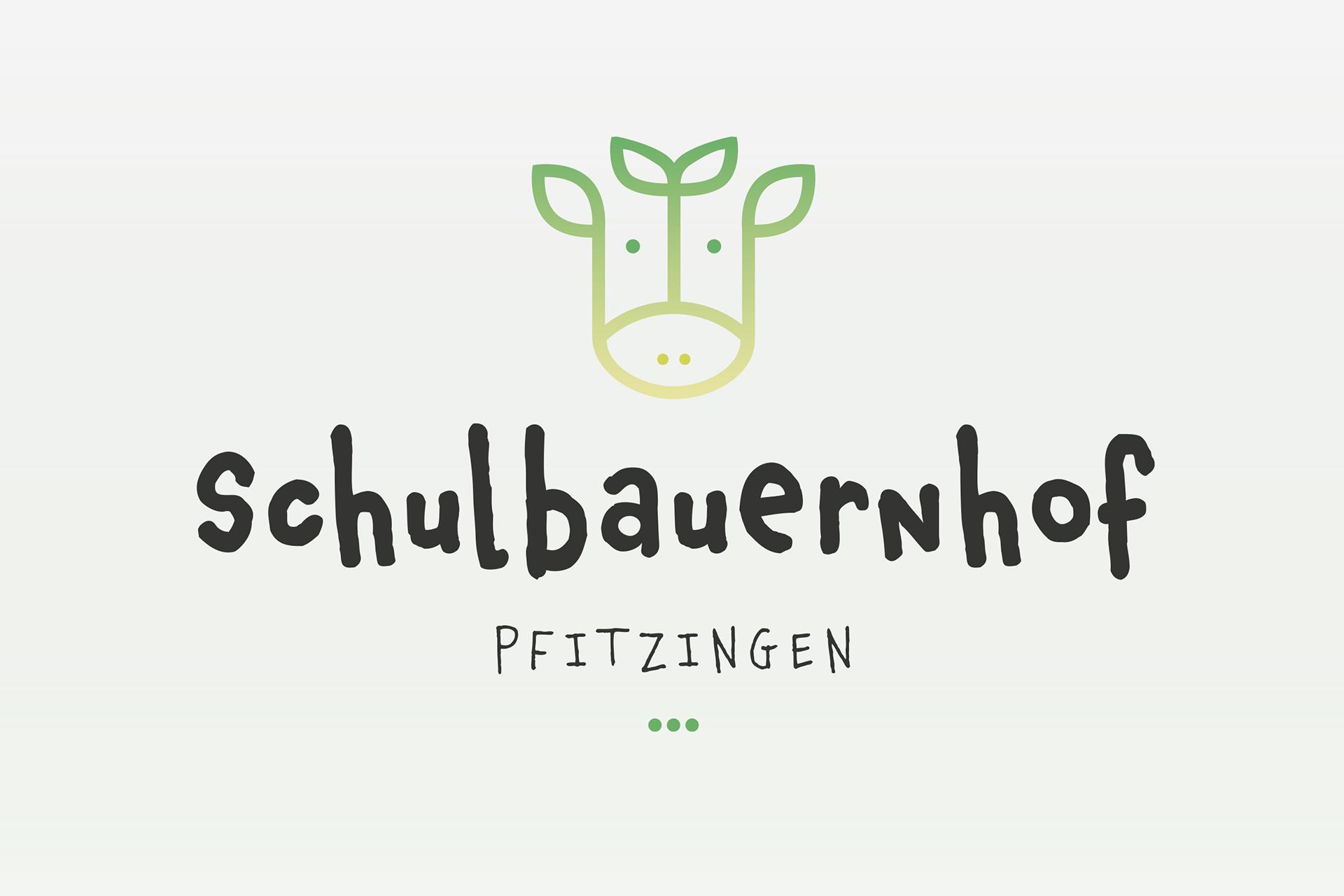 Schulbauernhof Pfitzingen / Logo