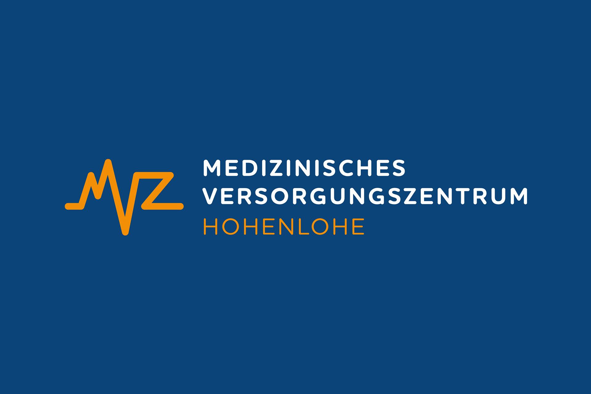 Logo des Medizinischen Versorgungszentrums in Schrozberg